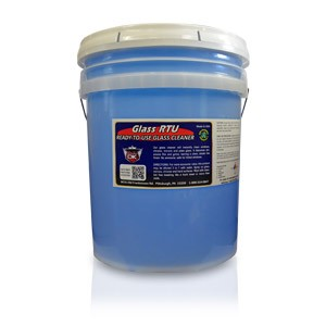 Ready To Use Glass Cleaner (No Streaks or Smears!!!) - 5 Gallons