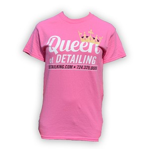 "Detail King Official ""Queen of Detailing"" T-Shirt"