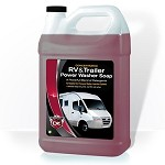 RV & Trailer Power Washer Soap - Gallon