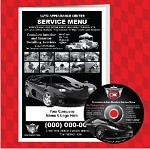 Service Menu Brochure CD