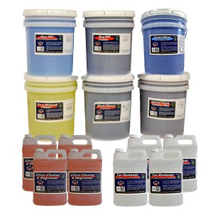 Special Purchase Exterior Chemical Package - 5 Gallon Pails