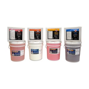 Special Purchase Interior Chemical Package - 5 Gallon Pails & Cases