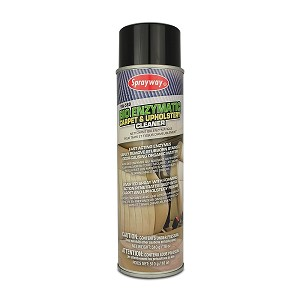 Bio Enzymatic Aerosol Carpet & Upholstery Cleaner