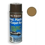 Tan Vinyl Plastic & Carpet Dye