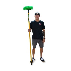 Telescoping Handle For Wash Brush 6' - 12'