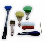 Car Exterior Brush Kit
