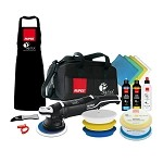 Rupes LHR 21 Mark III Big Foot Random Orbital Polisher - Complete Kit***PLUS 30% OFF RUPES PADS/POLISHES W/BUFFER PURCHASE***