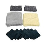 The Rag Company Towel Variety Package