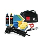 Rupes LHR 75E Mini Random Orbital Polisher Spot Repair Kit W/FREE SHIPPING***PLUS 30% Off Rupes Pads/Polishes w/Buffer Purchase***