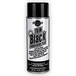 Black Trim Spray Paint (Satin Finish)