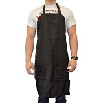 Black Cloth Apron