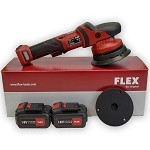 Flex XFE15 150 Cordless Orbital Polisher - Free Shipping
