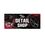 The Detail Shop Banner