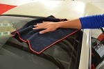 All Purpose Automotive Microfiber Towels - Great On Glass! - 12 Pack