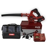 Flex BW-18 Cordless Blower Kit - FREE SHIPPING ***PLUS $30 DK GIFT CERTIFICATE WITH BLOWER PURCHASE***