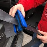 BLUGATOR Seatbelt Cleaning Brush