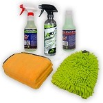 Hydrophobic Ceramic Spray Maintenance Value Kit