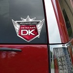Large Detail King Color Sticker