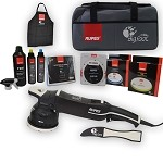 Rupes Bigfoot Mille LK900E Big Foot Gear Driven Dual Action Polisher Deluxe Kit - Free Shipping!