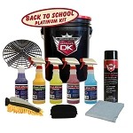 Back To School Platinum Car Care Kit