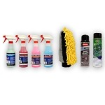 Winter Rinseless Car Cleaning Kit