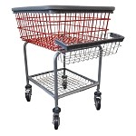 Auto Detailing and Car Wash Towel Cart