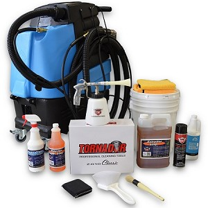 ***PREORDER*** Mytee HP120 Carpet Extractor & Tornador Interior Cleaning Tool Value Package ***6-8 WEEK LEAD TIME ON HP120***