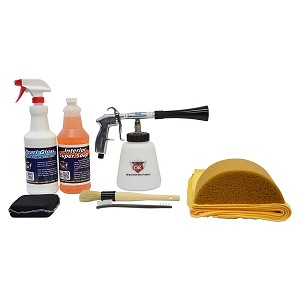 Tornador Black  Interior Cleaning Tool Value Package