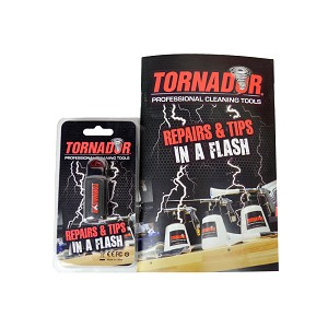 Tornador Repairs & Tips in a Flash