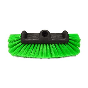 5 Level Green Nylon Truck Wash Brush -