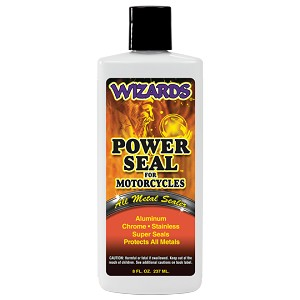Wizards Power Seal For Motorcycles